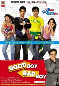 Good Boy, Bad Boy (2007)