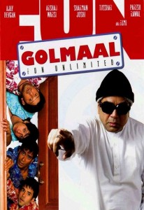 Golmaal- Fun Unlimited (2006)