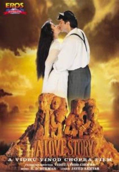 1942: A Love Story (1994) Full Movie Watch Online Free ... Anil Kapoor Son