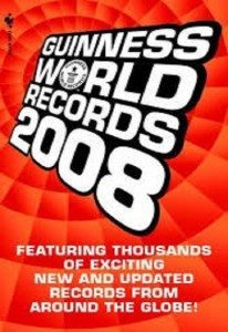 Guinness World Records 2008 (Top 100) Records