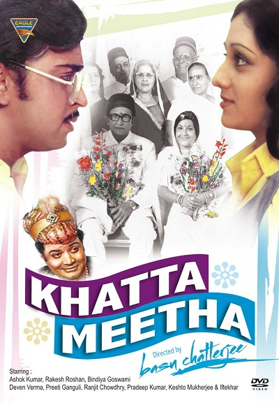 watch online hindi movie khatta meetha 1978 Pati patni aur woh (1978) - hindi movie watch online starring - ranjeeta kaur, sanjeev kumar previous khatta meetha (1978) – hindi movie watch online.