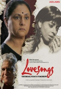 Lovesongs: Yesterday, Today & Tomorrow (2008)