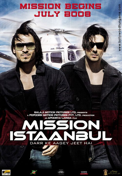New Hindi Movei 2018 2019 Bolliwood: Mission Istaanbul (2008) Full Movie Watch Online Free