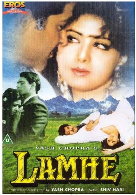 Lamhe (1991) Hindi Movie DVDRip 1.4GB MKV