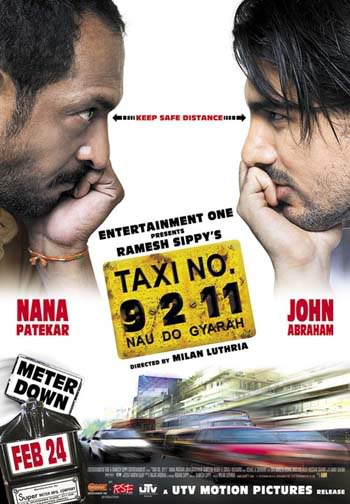 Taxi No. 9 2 11: Nau Do Gyarah (2006)