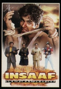 Insaaf – The Final Justice (1997)