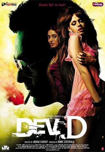 Dev D 2009 BD50 1080p Untouched BluRay MB DRs (43 GB)