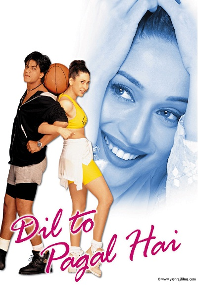 Dil To Pagal Hai (1997) - Where to Watch Online | Moviefone