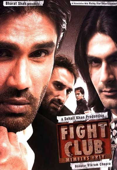 Zayed Khan In Fight Club Fight Club: Members On...
