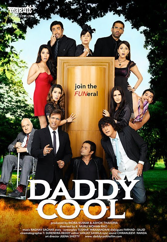 Daddy Cool (2009)