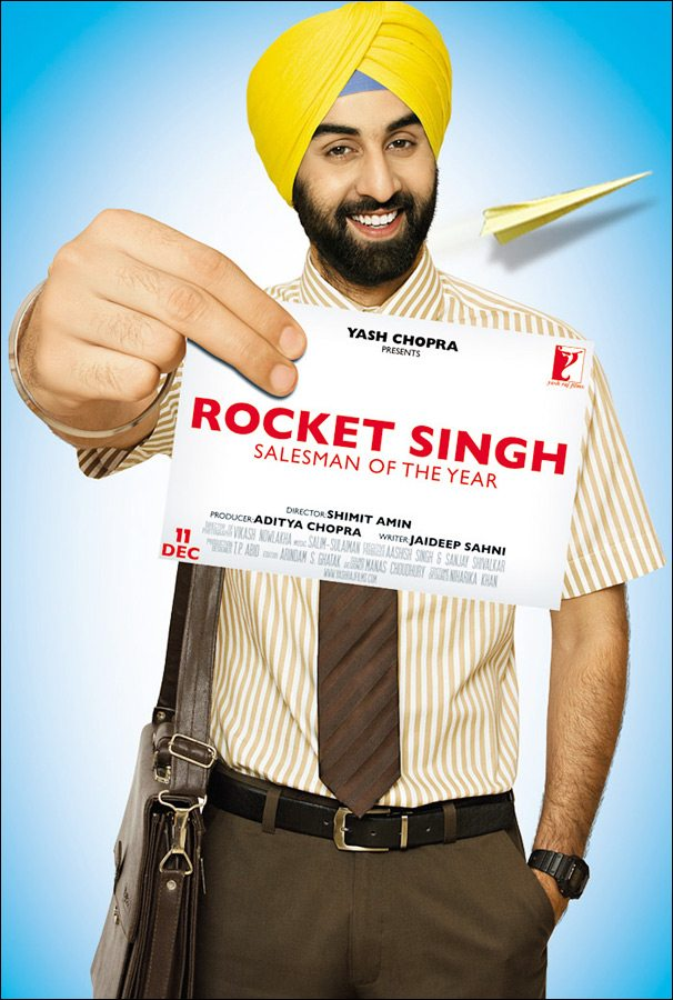 Rocket Singh – Salesman of the Year (2009)