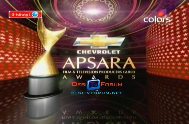 17th January – Apsara Awards (2010)