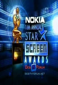 16th Annual Star Screen Awards (2010)