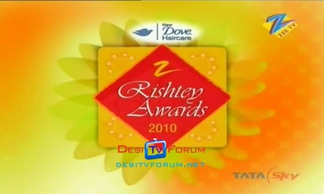 Zee Ristey Awards (2010)