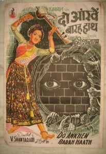 Do Ankhen Barah Haath (1957)