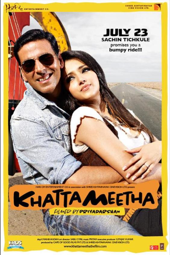 watch bollywood movie khatta meetha online free Mumbai has been one of india's most cosmopolitan cities in india, with it's varied mix of communities, races, religions parsis- the major business community, mumbai has it's own quirky parsi culture depicted so well in movies like khatta meetha, being cyrus catholics- basu chatterjee's baton, baton mein was one of the.