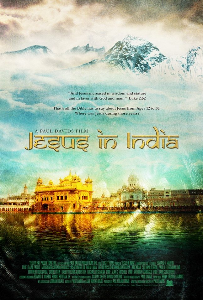 Jesus in India (2008) – Documentary