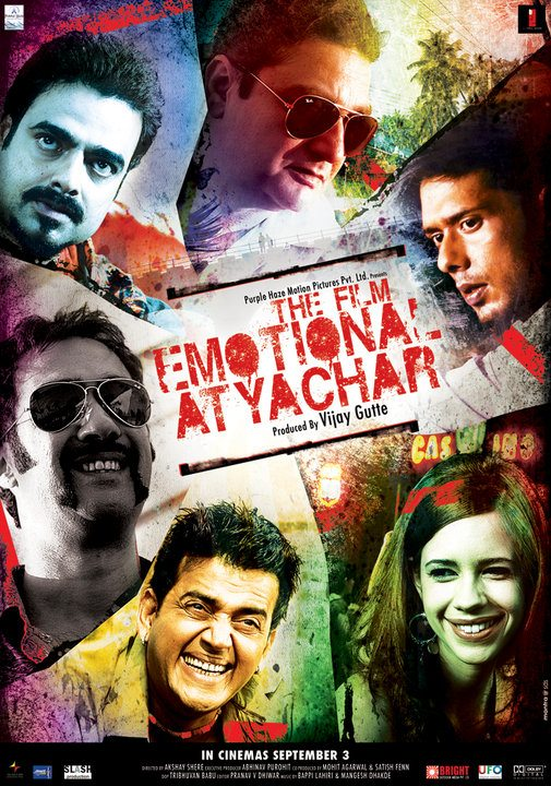 The Film Emotional Atayachar (2010)