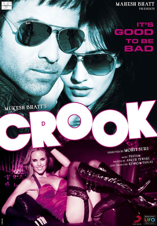 Crook – It's Good to be Bad (2010)