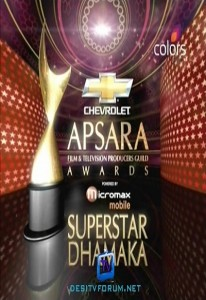Apsara Awards (2011)