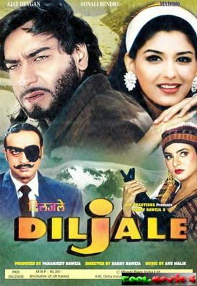 Diljale (1996) Full Movie Watch Online Free - Hindilinks4u.to