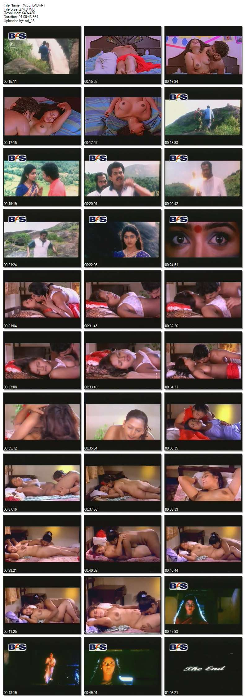 Pagli Ladki Hot Hindi Movie