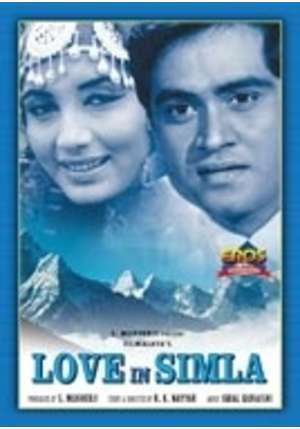 Love in Simla (1960)