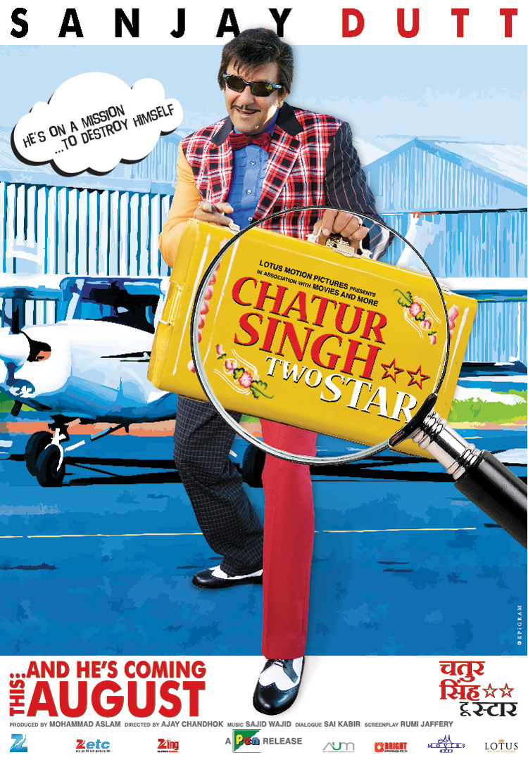Chatur Singh Two Star (2011)