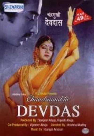 Chandramukhi Devdas (2002) Full Movie Watch Online Free