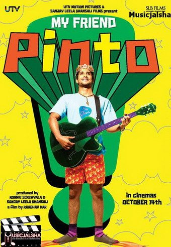 My Friend Pinto (2011)