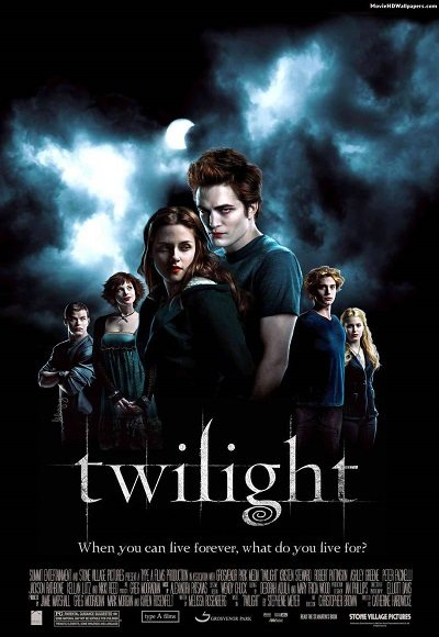 Twilight (2008) (In Hindi)