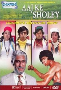 Aaj Ke Sholey (1985)