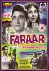 Dev Anand in Goa (Alias Farar) (1955)