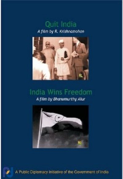 India Wins Freedom And Quit India (1985) – Documentary