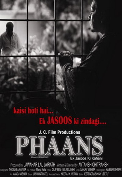 Watch Phaans Ek Jasoos Ki Kahani In Hindi