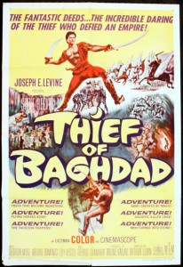 The Thief of Baghdad (1969)