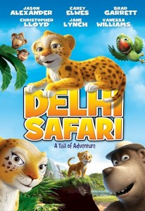 Delhi Safari (2012) (In Hindi)