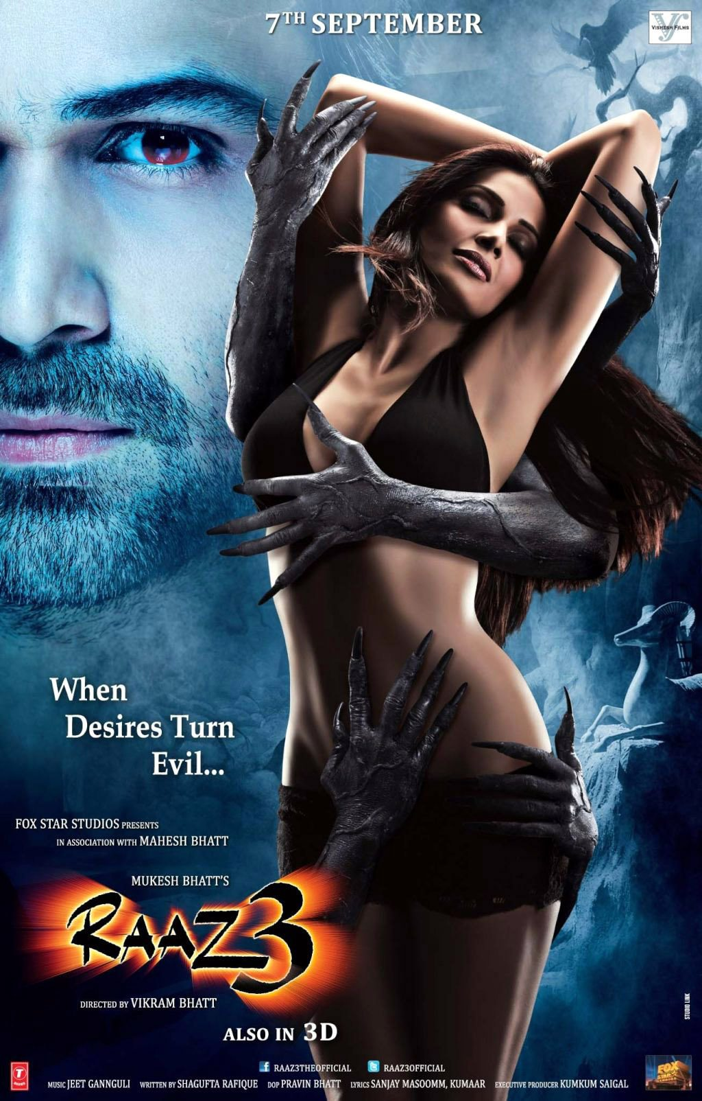 Raaz 3 – The Third Dimension (2012)