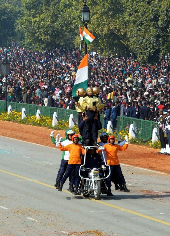 64th Republic Day Parade (2013)