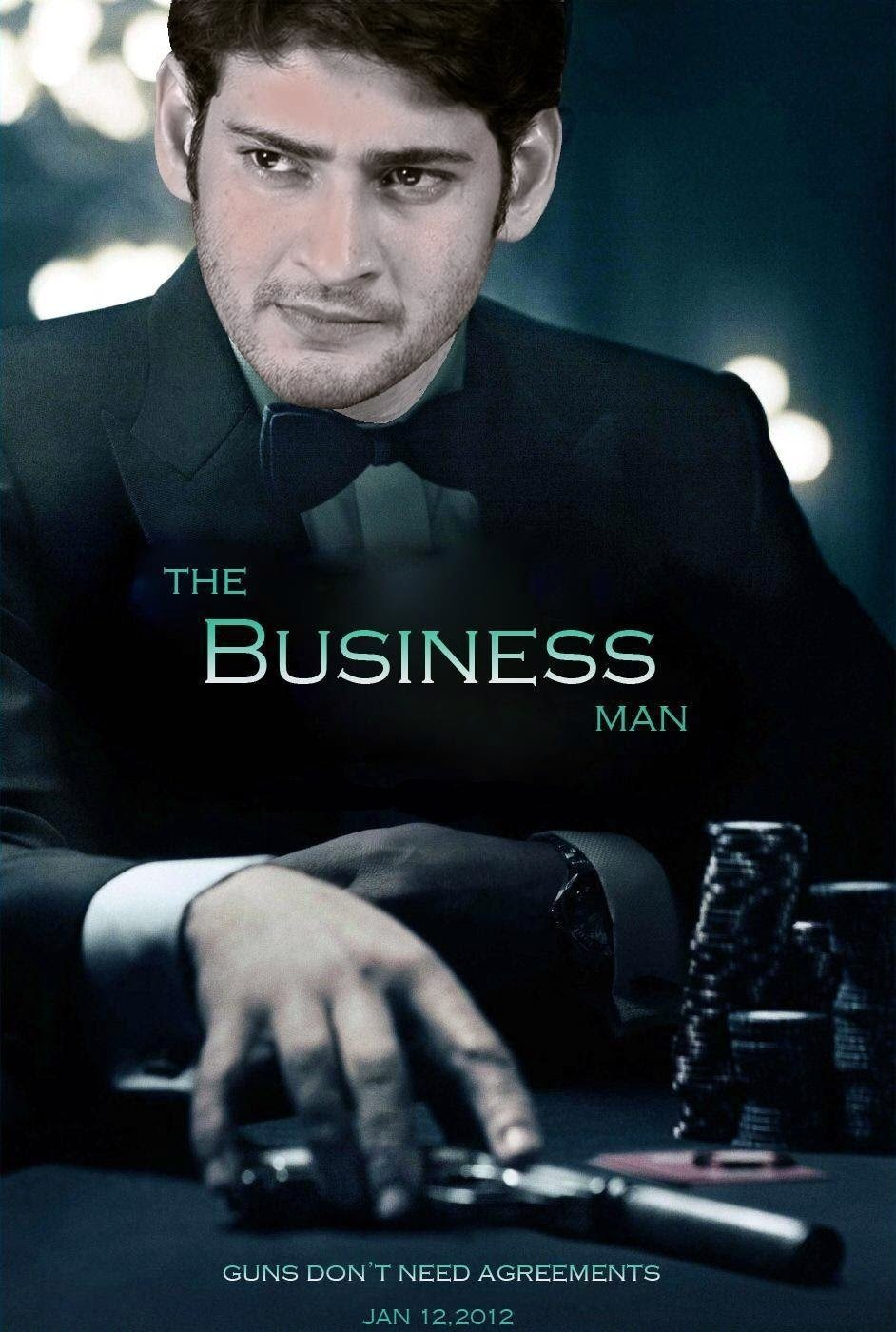 Business Man (2012)