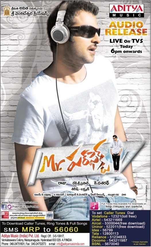 Mr Perfect (2011) Full Movie Watch Online Free ...