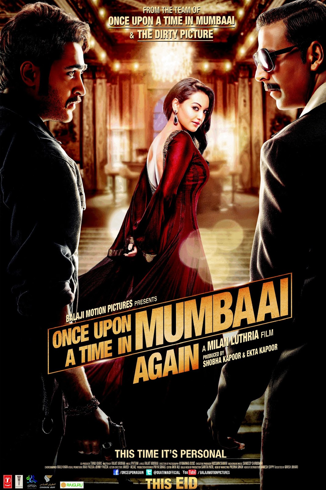 Once Upon A Doll Collection American Girl Josefina Doll: Once Upon A Time In Mumbai Dobaara! (2013) Full Movie