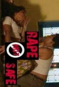 Rape Not Safe