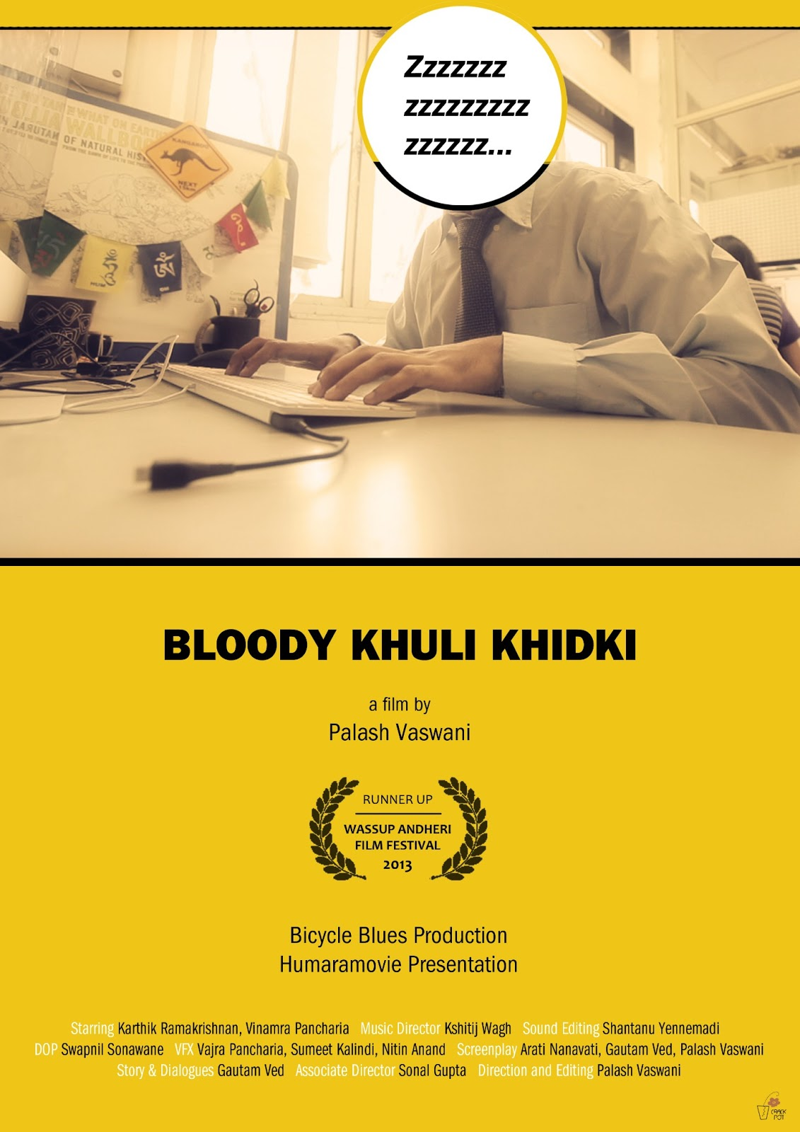 Bloody Khuli Khidki (2013) - Short Film - Watch Online ...