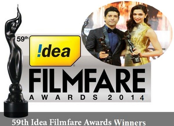 59th Filmfare Awards (2014)