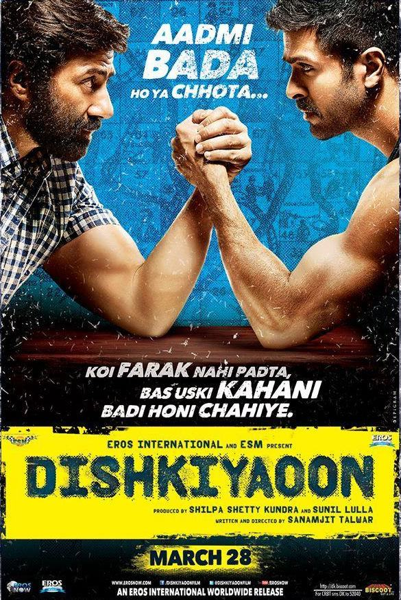 Dishkiyaoon (2014)