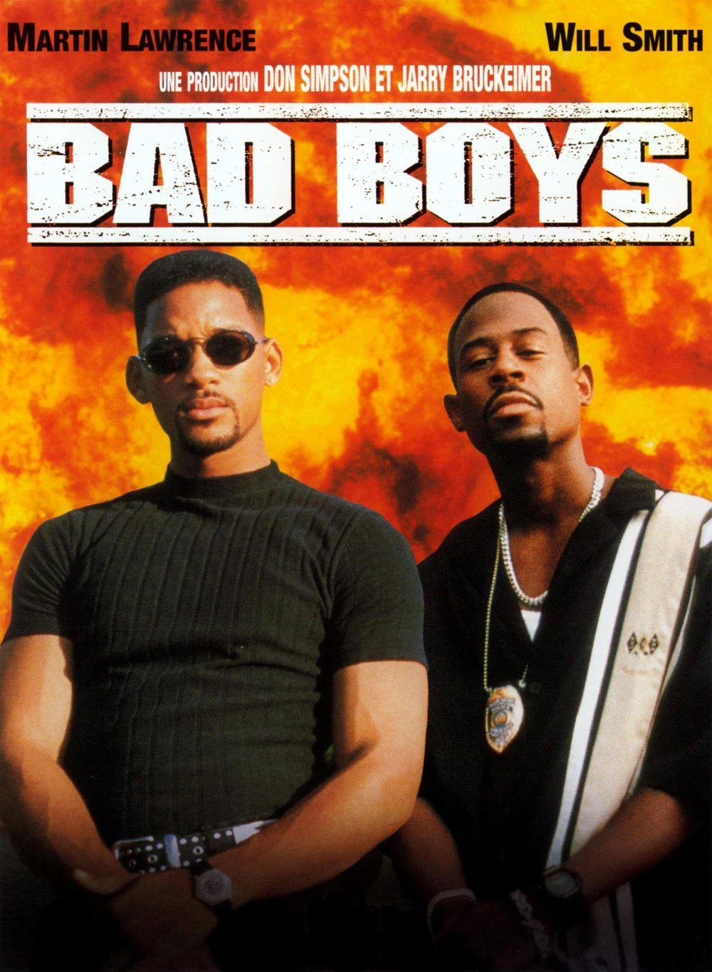 Bad Boys (1995) (In Hindi)