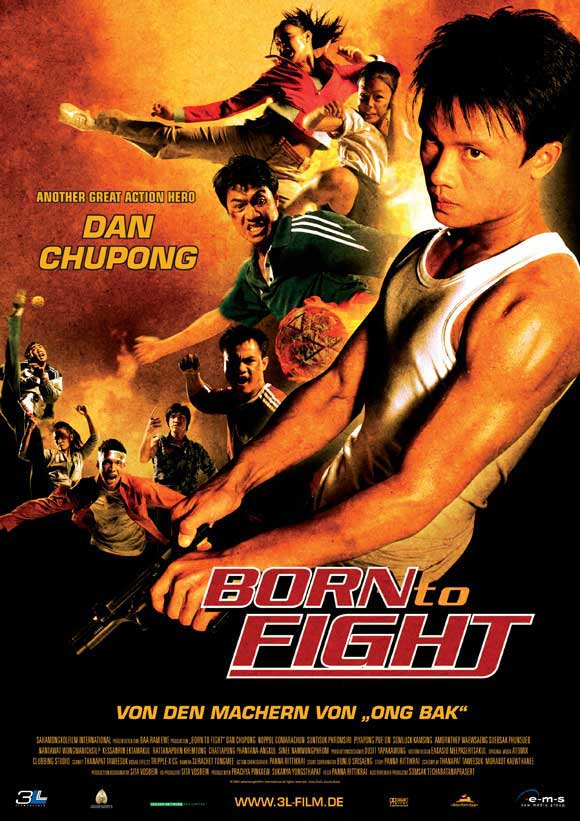 Born to Fight (2004) (In Hindi)