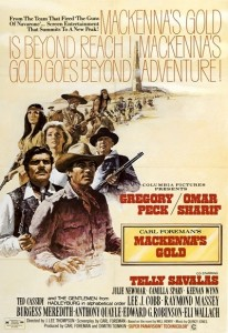 Mackenna's Gold (1969) (In Hindi)