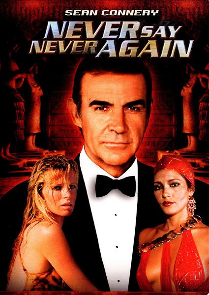 Never Say Never Again (1983) (In Hindi)